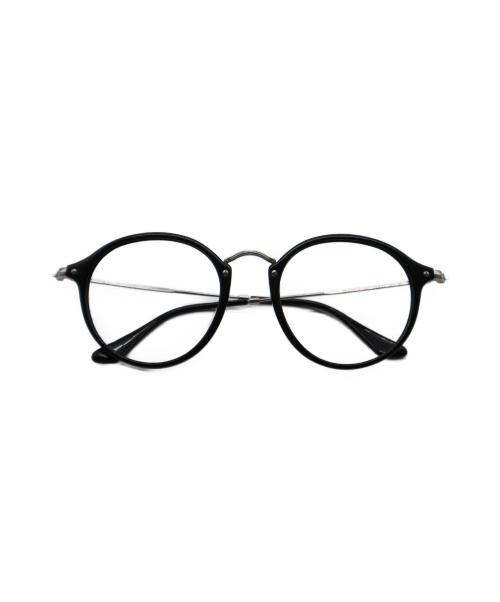 RAY-BAN(レイバン)RAY-BAN (レイバン) 伊達眼鏡 ブラック イタリア製の古着・服飾アイテム