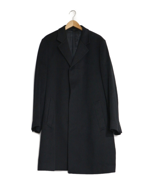 BROOKS BROTHERS(ブルックスブラザーズ)BROOKS BROTHERS (ブルックスブラザーズ) チェスターコート ブラック サイズ:40Rの古着・服飾アイテム