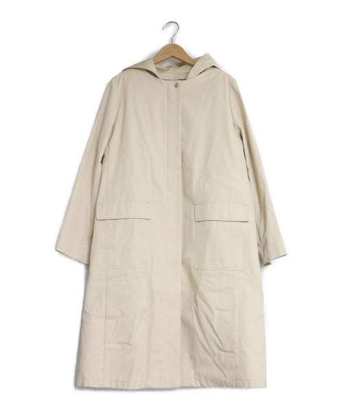SHIPS(シップス)SHIPS (シップス) 3WAYフーデッドコート ベージュ サイズ:38の古着・服飾アイテム