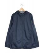 Timberland(ティンバーランド)の古着「ナイロンジャケット」|ネイビー