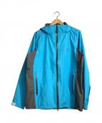 FJALLRAVEN(フェールラーベン)の古着「GORE-TEXマウンテンパーカー」 ネイビー