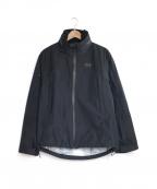 eYe COMME des GARCONS JUNYAWAT(コム デ ギャルソン ジュンヤ ワタナベ マン)の古着「ジップアップジャケット」 ブラック