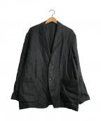 221Village × Steven Alan(ニーニーイチビレッジ・スティーブンアラン)の古着「HEAVY LIN JACKET」|グレー