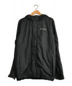 ()の古着「インターチェンジジャケット」 ブラック