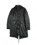 Paul Smith JEANS(ポールスミス ジーンズ)の古着「ダウンコート」|ブラック