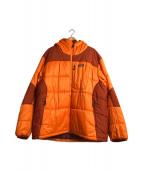 ()の古着「ダスパーカー」 オレンジ