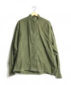 US ARMY(ユーエスアーミー)の古着「ケミカルプロテクチィブライナーシャツ」|オリーブ