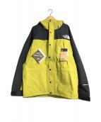 ()の古着「マウンテンライトジャケット」|MT マッチャグリーン