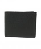 LANVIN COLLECTION(ランバンコレクション)の古着「2つ折り財布」|ブラック×ブラウン