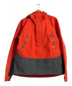 ()の古着「GORE-TEXマウンテンパーカー」|オレンジ