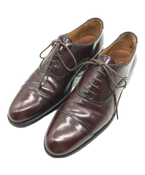 CHURCH'S(チャーチ)CHURCH'S (チャーチ) ストレートチップシューズ ブラウン サイズ:EU37の古着・服飾アイテム