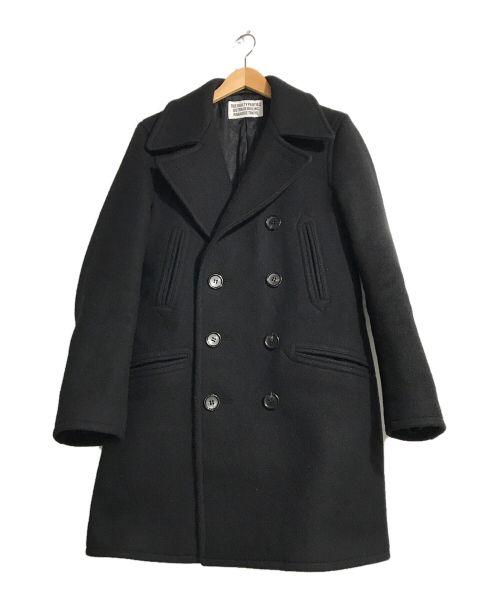WACKO MARIA(ワコマリア)WACKO MARIA (ワコマリア) Pコート ブラック サイズ:Mの古着・服飾アイテム