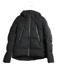 DESCENTE ALLTERRAIN (デザイント オルテライン) MIZUSAWA DOWN JACKET MOUNTAINE ブラック サイズ:L