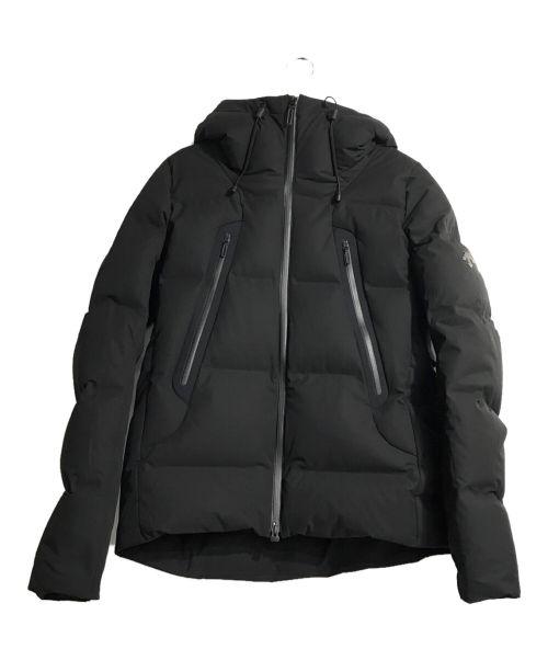 DESCENTE ALLTERRAIN(デザイント オルテライン)DESCENTE ALLTERRAIN (デザイント オルテライン) MIZUSAWA DOWN JACKET MOUNTAINE ブラック サイズ:Lの古着・服飾アイテム