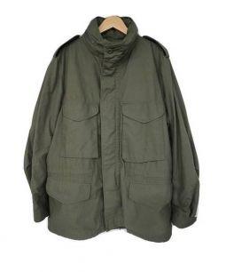 SNOWPEAK(スノーピーク)の古着「ミリタリージャケット」|オリーブ