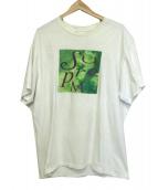 SUPREME(シュプリーム)の古着「Venus Tee」|ホワイト×グリーン