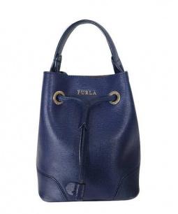 FURLA(フルラ)の古着「ステイシーXSショルダーバッグ」|ネイビー