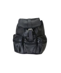 Yohji Yamamoto(ヨウジヤマモト)の古着「リュック」 ブラック