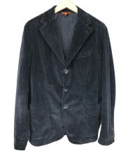 BARENA(バレナ)の古着「テーラードジャケット」 ブラック