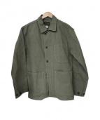 RRL(ダブル アールエル)の古着「ミリタリージャケット」|カーキ