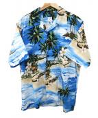 ANATOMICA(アナトミカ)の古着「アロハシャツ」|ブルー