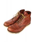 RED WING(レッドウィング)の古着「ブーツ」 ブラウン