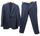 SOVEREIGN(ソブリン)の古着「スーツ」|ネイビー