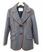 PRADA(プラダ)の古着「ウールジャケット」|グレー