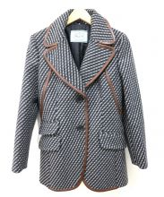 PRADA(プラダ)の古着「ウールジャケット」 グレー