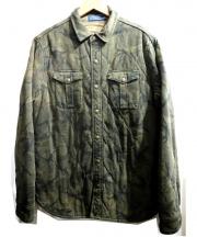 POLO RALPH LAUREN(ポロ バイ ラルフローレン)の古着「キルティングミリタリージャケット」