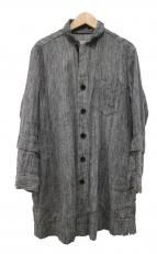 pas de calais(パドカレ)の古着「リネンコート」