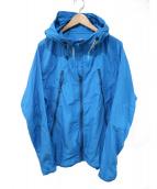 DESCENTE(デサント)の古着「マウンテンパーカー」|ブルー