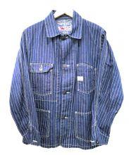 JOE McCOY(ジョーマッコイ)の古着「ウォバッシュカバーオール」