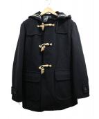 GLOVER ALL(グローバーオール)の古着「ダッフルコート」|ブラック