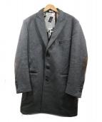 ALESSANDRO DI LANGE(アレッサンドロ ランジ)の古着「チェスターコート」|グレー