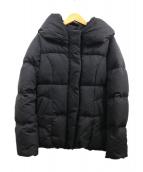 BARNYARDSTORM(バンヤードストーム)の古着「ダウンジャケット」|ブラック