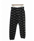 Supreme × CHAMPION(シュプリーム × チャンピオン)の古着「スウェットパンツ」|ブラック