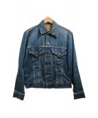 LEVIS(リーバイス)の古着「デニムジャケット」|インディゴ