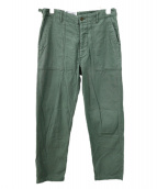 Engineered Garments(エンジニアードガーメンツ)の古着「カーゴパンツ」|カーキ