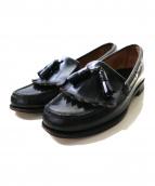 REGAL(リーガル)の古着「タッセルローファー」|ブラック