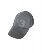 Y-3(ワイスリ)の古着「TRUCKER CAP」|ブラック