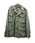 POLO RALPH LAUREN(ポロ・ラルフローレン)の古着「M43ユーティリティジャケット」 オリーブ
