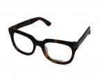 TOM FORD(トム フォード)の古着「眼鏡」|ブラウン