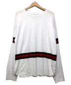 STAMPD(スタンプド)の古着「ロングスリーブカットソー」|ホワイト
