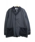 CHARI&CO×STARTER BLACK LABEL(チャリーアンドコー×スターターブラックレーベル)の古着「ナイロンジャケット」|ブラック