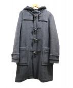 LONDON Tradition(ロンドントラディション)の古着「ロングダッフルコート」|グレー