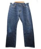 SAMURAI JEANS(サムライジーンズ)の古着「デニムパンツ」|インディゴ