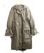 ETRE TOKYO(エトレトウキョウ)の古着「マイオフェイバリットモッズコート」|オリーブ