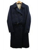 Ron Herman(ロンハーマン)の古着「ガウンコート」|ネイビー