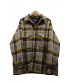 PENDLETON(ペンドルトン)の古着「CPOジャケット」|イエロー